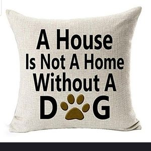 🐾🐾🐾🐾Dog throw pillow cover